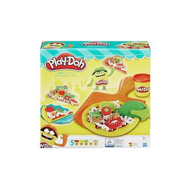Hasbro Play-Doh: Kitchen Creations - Pizza Party Set (B1856)