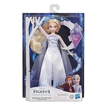 Hasbro Disney: Frozen II - Musical Adventure Elsa (E8880)