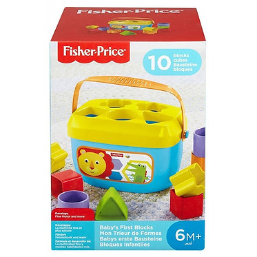 Fisher-Price - Baby's First Blocks (FFC84)