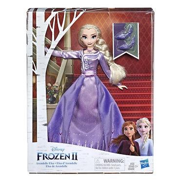 Hasbro Disney Frozen II - Arendelle Elsa Doll (E6844EU40)