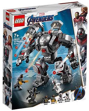 LEGO® Super Heroes: War Machine Buster (76124)