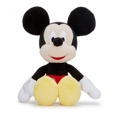 As Mickey and the Roadster Racers - Mickey Plush Toy (20cm) (1607-01680)