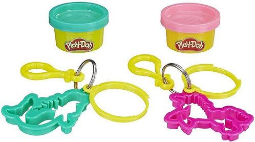 Hasbro Play-Doh: Clip-on Set - Mermaid & Unicorn (E4999)