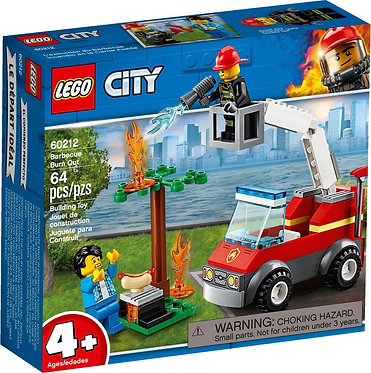 LEGO® Barbecue Burn Out 60212