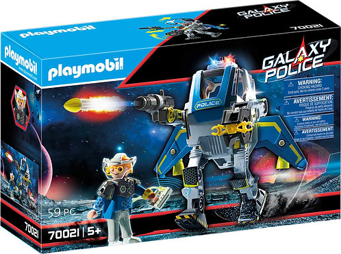 Playmobil® Galaxy Police - Galaxy Pirates Robot (70024)