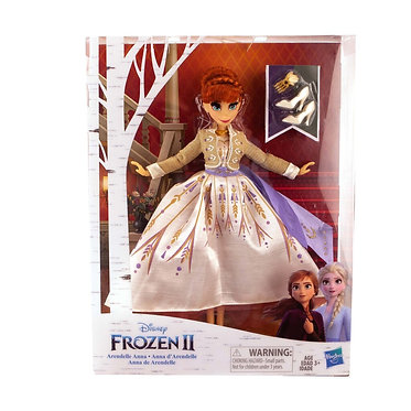 Frozen II - Arendelle Anna Doll