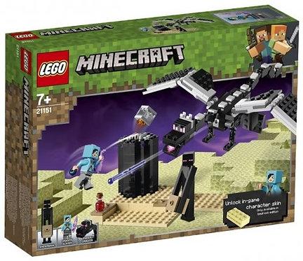LEGO® Minecraft™: The End Battle (21151)