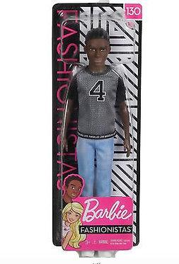 Barbie ο Ken με σκούρο δέρμα