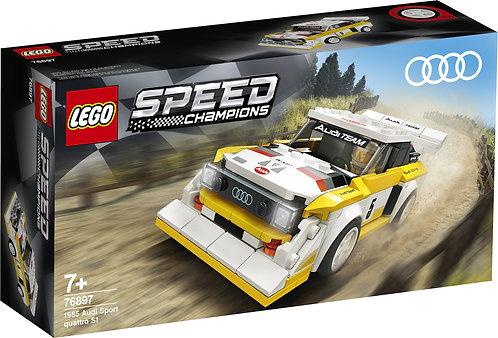 LEGO® Speed Champions: 1985 Audi Sport quattro S1 (76897)