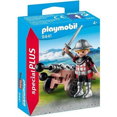 Playmobil® Special Plus - Knight With Cannon (9441)
