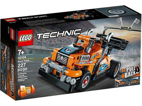 LEGO® Technic: Race Truck (42104)