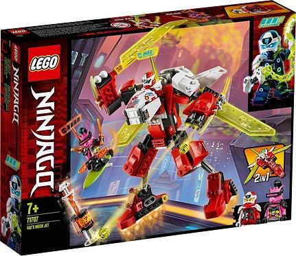 LEGO® NINJAGO®: Kai's Mech Jet (71707)