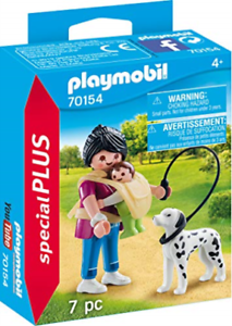 Playmobil® Special Plus - Mother With Baby and Dog (70154)