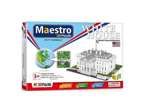 3D  The White House   60ΤΜΧ
