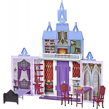 Frozen II - Fold and Go Castle Arendelle Playset