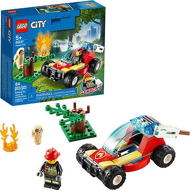 LEGO® City Fire: Forest Fire (60247)