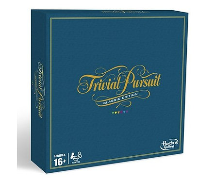 Hasbro Trivial New Classic Edition - Επιτραπέζιο (C1940)