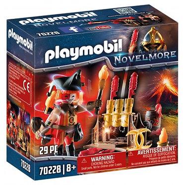 Playmobil® Novelmore - Burnham Raiders Fire Master (70228)