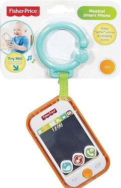 FISHER PRICE - MUSICAL SMART PHONE (DFP50)