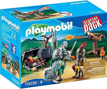 Playmobil® Starter Pack - Knight's Treasure Battle (70036)