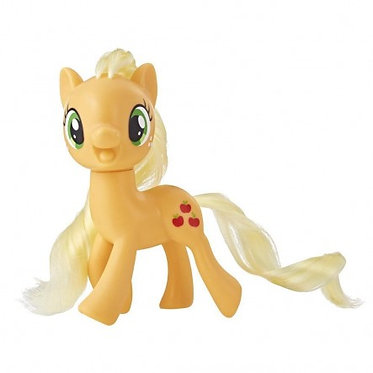 Hasbro My Little Pony Mane - Applejack Classic Figure (8cm) (E5007EU40)