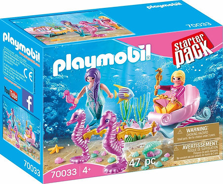 Playmobil® Starter Pack - Seahorse Carriage (70033)