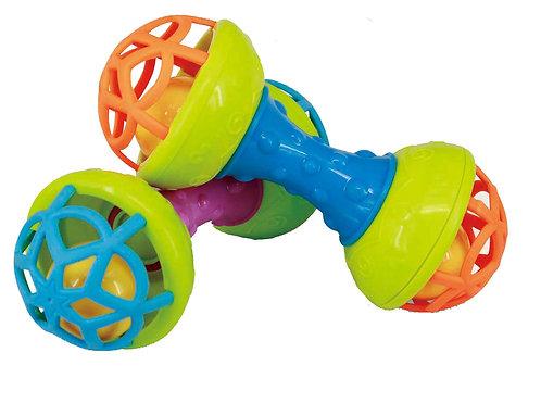 Βρεφική Κουδουνίστρα Luna Toys