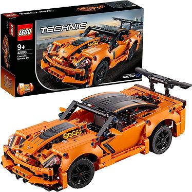LEGO® Technic: Chevrolet Corvette ZR1 (42093)