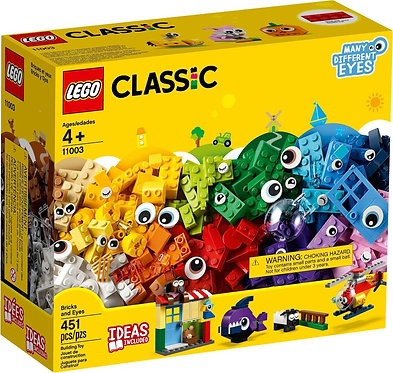 LEGO® Classic: Bricks and Eyes (11003)