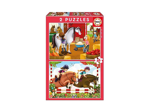 PUZZLE 2Χ48 HORSE ΙΣΠΑΝΙΑΣ