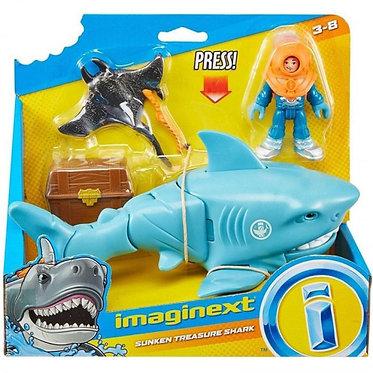 Fisher Price Imaginext: Sunken Treasure Shark (GKG79)