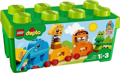 LEGO® DUPLO My First: My First Animal Brick Box