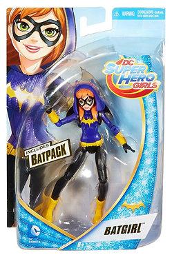 Mattel DC SuperHero Girls – Batgirl with Batpack (15cm) (DMM35)