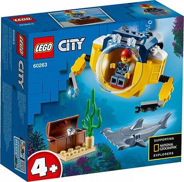 LEGO® City: Ocean Mini-Submarine (60263)