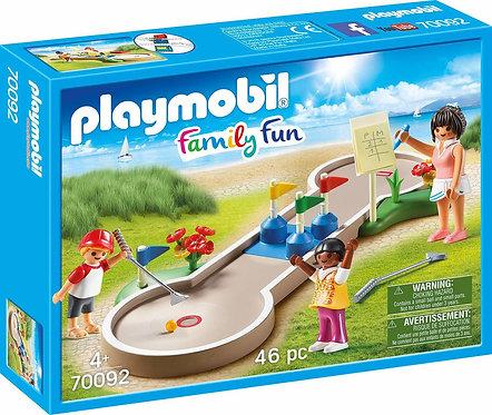 Playmobil® Family Fun - Mini Golf (70092)