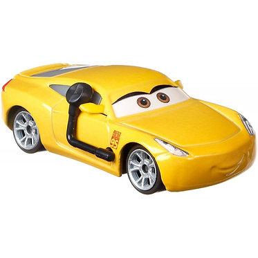 Mattel Disney Pixar Cars: Rust-EZE Racing Center - Trainer Cruz Ramirez (GBV74)