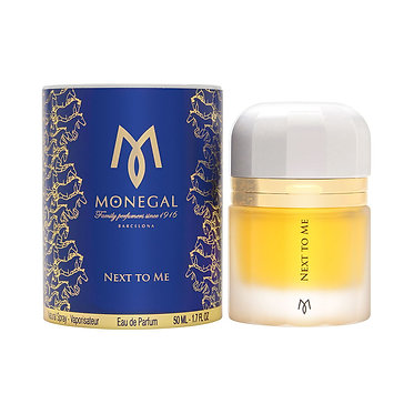 EAU DE PARFUM | MONEGAL | NEXT TO ME