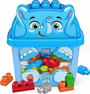 Fisher Price Mega Blocks: Jolly Elephant Opaque (GPG21)