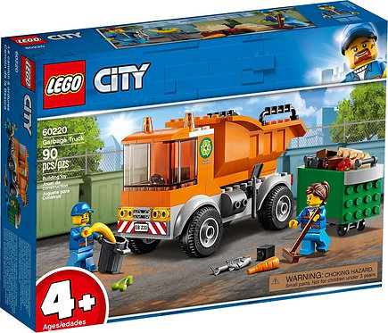 LEGO® Garbage Truck 60220