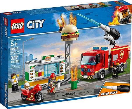 LEGO® Burger Bar Fire Rescue 60214