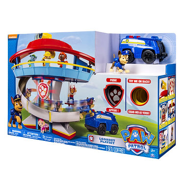 Spin Master - PAW Patrol Lookout Playset (20071670)