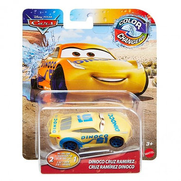 Mattel Disney Cars: Color Changers - Francesco Bernoulli (GNY98)