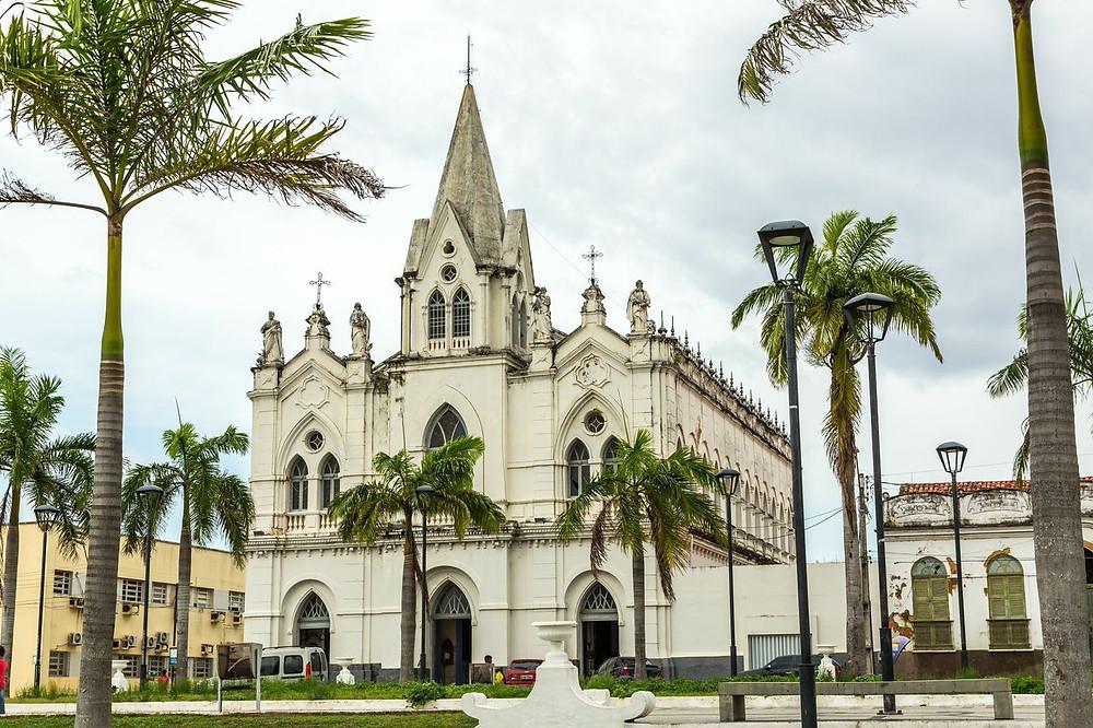 Nossa Senhora dos Remédios Church, in São Luís of Maranhão