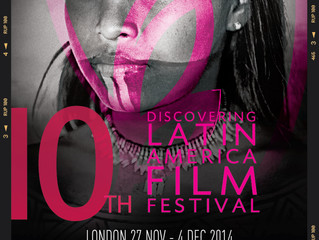 Discovering Latin American Film Festival at Tate Modern & Odeon Covent Garden