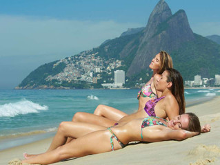 Brazilian Bikini Brand Kinky Octopus launches its Summer '15 collection and brand new online store