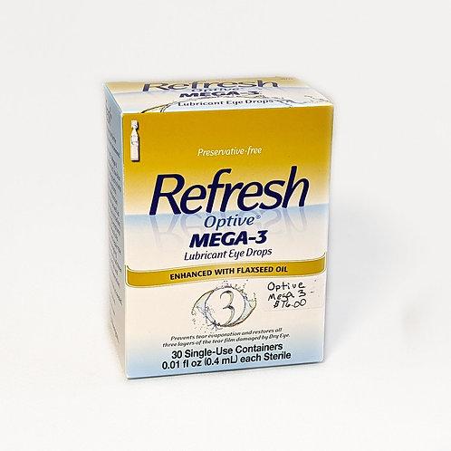 Refresh Optive Mega-3 Lubricant Eye Drops