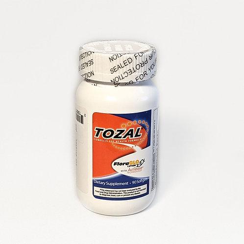 Tozal: Complete Eye Health Formula