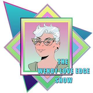 The Wendy Love Edge Logo With Text PNG -