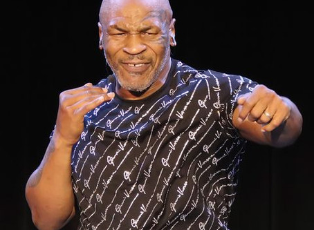 Mike Tyson y su ayuda social