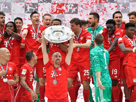 Bayern Múnich: Nacido para ser campeón